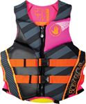 Body Glove Vests 16224WBLKPNKS WOMEN PHANTOM NEO BLK/PINK S