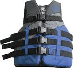 Body Glove Vests 16289-BLU-4X6X TWEEDLE PFD BLUE 4XL/6XL