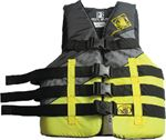 Body Glove Vests 16289-YLW-2X3X TWEEDLE PFD YELLOW 2XL/3XL