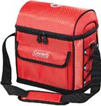 Coleman 3000002174 SOFT COOLER 9 CAN  RED