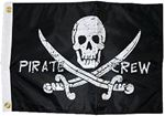 Taylor 1799 PIRATE CREW 12X18 NYLON FLAG