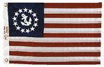 Taylor 8118 12 X 18 SEWN US YACHT ENSIGN