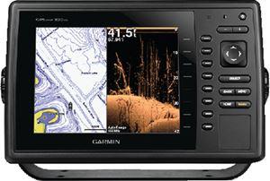 Garmin 010-01180-02 GPSMAP 820XS W/DOWNVU BASEMAP