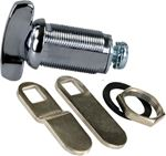 JR Products 115 5/8IN THUMB COMPARTMENT LOCK