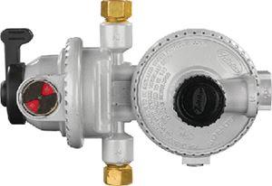 JR Products 07-31525 COMP. LOW PRESSURE REGULATOR