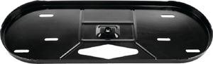 JR Products 07-31535 STANDARD RV LP TANK PAN BLACK