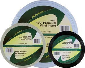 JR Products 10071 50' PREMIUM VINYL WHITE