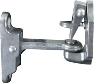JR Products 10335 2IN SPRING LOADED HD DOOR HOLD