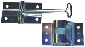 JR Products 10525 6  STAINLESS STEEL T-STYLE
