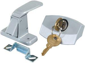 JR Products 10805 LOCKING CAMPER DOOR LATCH