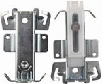 JR Products 20585 BOTTOM WARDROBE DOOR GUIDE