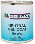 Hi Bond 701550 GEL COAT NEUTRAL NO WAX GALLON