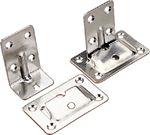 Sea-Dog Line 221320-1 STAINLESS TABLE BRACKETS(SET O