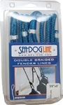 Sea-Dog Line 302106006BL-1 FENDER LINE 1/4 X6' PR BLUE