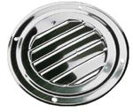 Sea-Dog Line 331425-1 STAINLESS ROUND LOUVERED VENT-