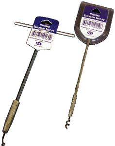 Western Pacific Trading 10159 FLAX PACKING TOOL #0 SMALL