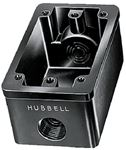 Hubbell HBL6080OS BOX FS SHALLOW S IPS
