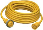 Hubbell HBL61CM03 30A/125V 25' CABLE SET