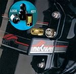 McGard Locks 74019 STERN DRIVE LOCK TWIN 7/16