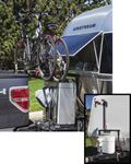 Stromberg Carlson CC-275 ELEVATED RECEIVER BIKE RACKS