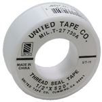 Brass Fittings S520 1/2 X520' PIPE TAPE