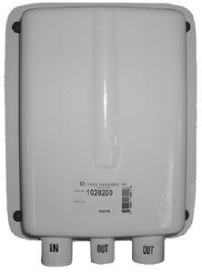 Centek 1020200 GEN-SEP 2 X 2 X 1.5