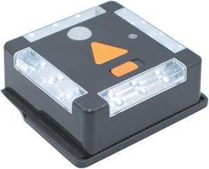Tri-Lynx Corp Ltd 00027B TRI-LYNX LITES 12 LED BLACK