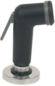 Scandvik 10054P BLACK SPRAYER HANDLE AND HOSE