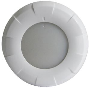 Lumitec 101075 AURORA LED DOME WHITE-BLUE