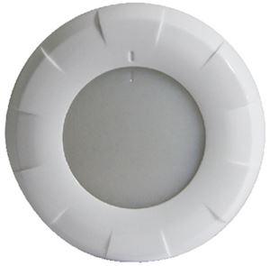 Lumitec 101076 AURORA LED DOME WHITE-RED