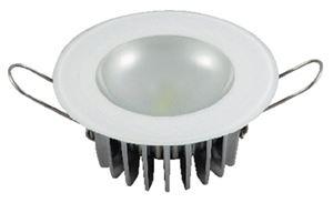 Lumitec 113199 MIRAGE HI-CRI WHITE GLASS BEZ