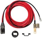 Trac Outdoors T10135 VEHICLE WIRING KIT 12V 60A