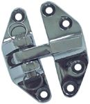 Seachoice 35101 HATCH HINGE CHR/BRASS