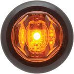 Seachoice MCL12AKSCH LED MARKER LIGHT-AMBER 1 DIODE