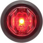 Seachoice MCL12RKSCH LED MARKER LIGHT RED 1 DIODE