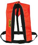 Seachoice 1214MA-RED/BLK-85830 TYPE V INFLA PFD 33G MAN R/B
