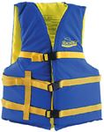 Seachoice 86220 BLUE/YELLOW UNIV VEST 30-52