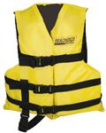 Seachoice EPE2111C-86510 BLK/YEL 3 BELT VEST CHILD
