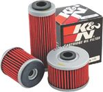 K & N Performance Filters KN-140 FILTER-OIL YAM ATV/MC 07-16