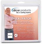 Dicor Corporation 522TPO-450-1C 4IN WHITE TPO TAPE 50'