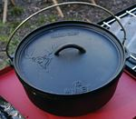 Camp Chef SDO12 6QT 12IN MULE DEER DUTCH OVEN