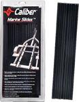 Caliber 23010 MARINE SLIDES 3 X15  BLK 10/PK