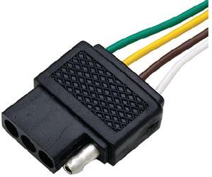 Fultyme RV 1009 CAR SIDE CONNECTOR 5 POLE FEM