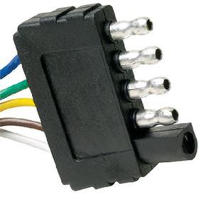 Fultyme RV 1012 TRAILER CONNECTOR 5 POLE MALE