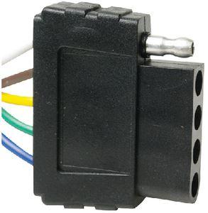 Fultyme RV 1013 CAR SIDE CONNECTOR 5 POLE FEM