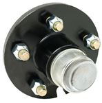 Fultyme RV 1054 CAST WHEEL HUB 1  5-STUD PAINT