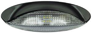 Fultyme RV 1129 PRCH LT OVL NO SWCH LED CLR BL