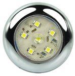 Fultyme RV 1158 LED RND UTLTY 6 DIODE CLEAR