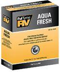 Fultyme RV 4006 AQUA FRESH POWDER 8/2OZ PACKET