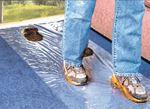 A P Products 022-CS2130W 21INX30' CARPET SHIELD DISPLAY
